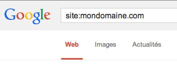 google-site-pattern