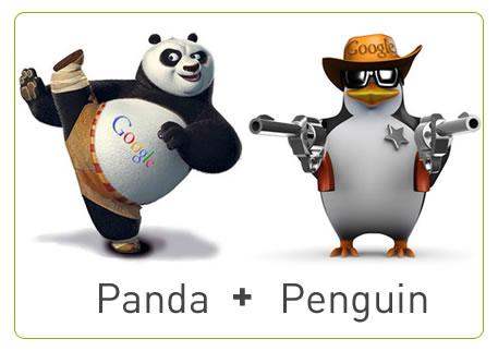Google+panda+penguin